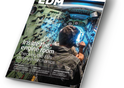 EDA – European Defence Magazine