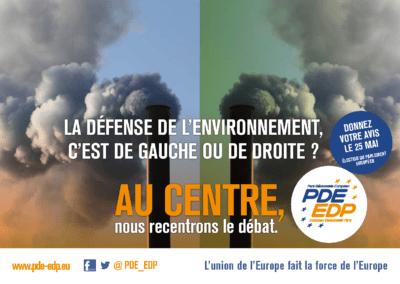 European Democratic Party, Political Campaign 2014